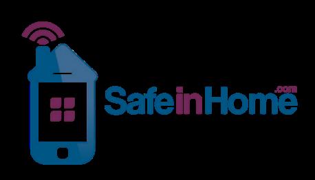 Final Website Safe in Home Logo